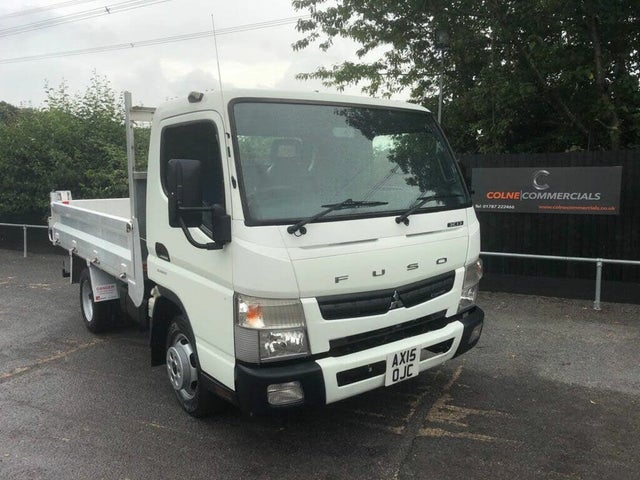 2015 Mitsubishi Fuso CANTER 3.0TD 3C13 (EEV) Chassis Cab (15 reg)