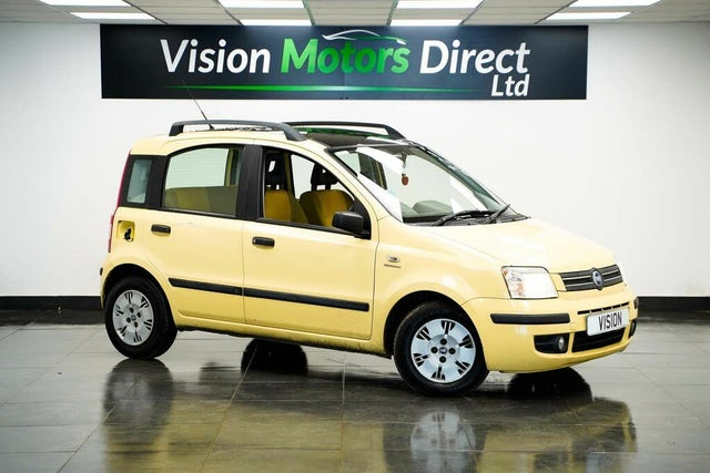 2004 Fiat Panda 1.2 Dynamic Sound (04 reg)