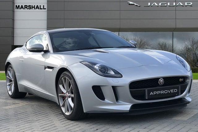 2016 Jaguar F-TYPE 3.0 S Coupe Quickshift (16 reg)