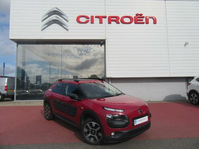 2016 Citroen C4 Cactus 1.6BlueHDi Flair Edition (16 reg)