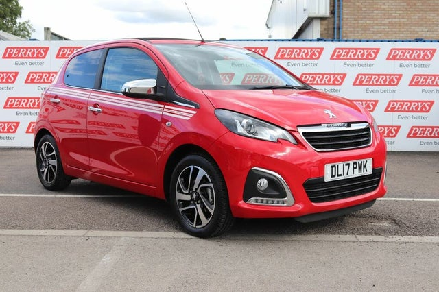 2017 Peugeot 108 1.2 PureTech Collection TOP! 5d (17 reg)