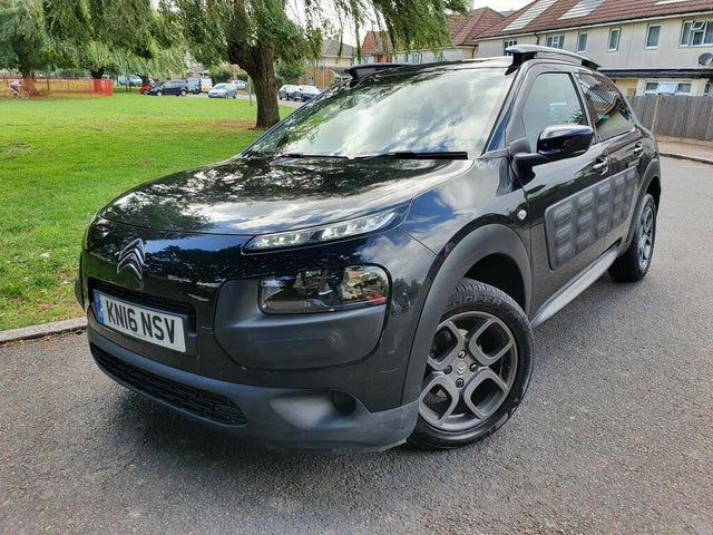 2016 Citroen C4 Cactus 1.2 PureTech Feel (110ps) (s/s) (16 reg)