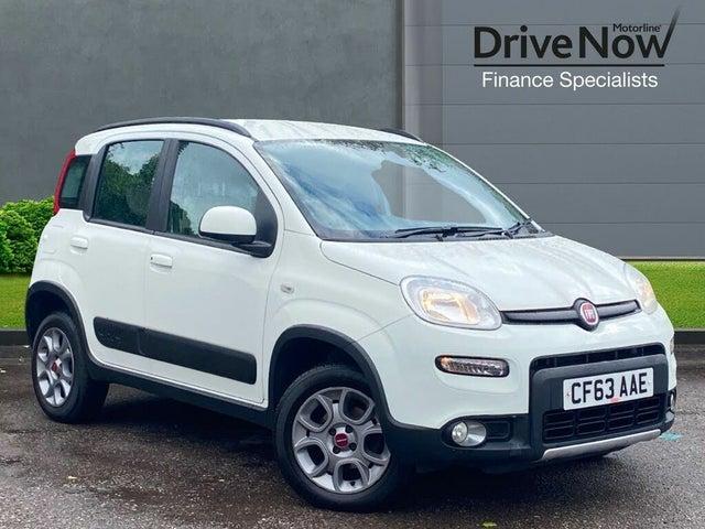 2014 Fiat Panda 1.3TD 4x4 (63 reg)