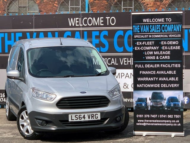2015 Ford Transit Courier 1.6TDCi Trend (95PS) Panel 1562cc (64 reg)