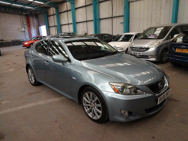 2006 Lexus IS 250 2.5 SE (sr)(Multimedia) (06 reg)