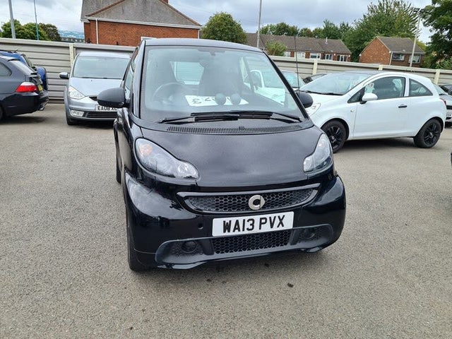 2013 Smart fortwo 1.0 Pulse (71bhp) Coupe Softouch (13 reg)