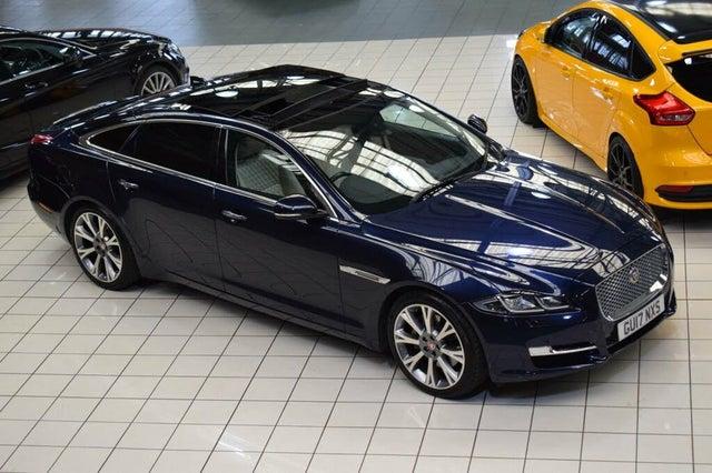 2017 Jaguar XJ Series 3.0TD XJ Portfolio LWB (17 reg)