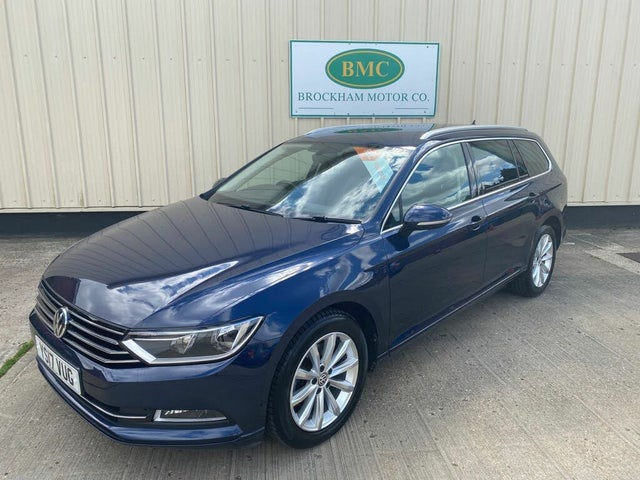 2017 Volkswagen Passat 2.0TDI SE Business (s/s) Estate 5d (17 reg)