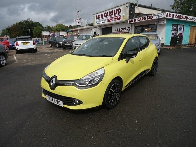 2014 Renault Clio 0.9 Dynamique (14 reg)
