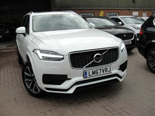 2018 Volvo XC90 2.0TD D5 Inscription (AWD) (67 reg)