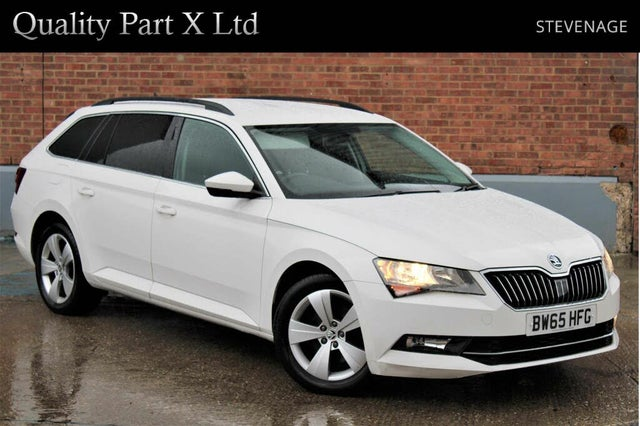 2016 Skoda Superb 1.6TDI SE Estate DSG (65 reg)
