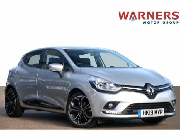 2019 Renault Clio 0.9 TCe Iconic (90ps) (19 reg)
