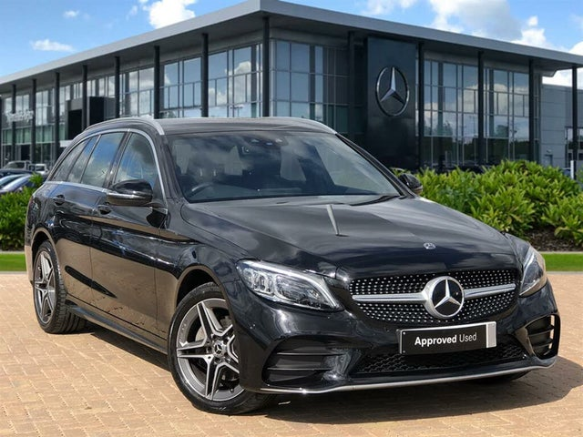 2019 Mercedes-Benz C-Class 2.0d C220d AMG Line (Premium)(s/s) Estate 5d 4MATIC (19 reg)