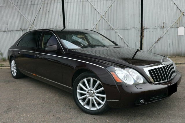 2009 Maybach 62 6.0 S (59 reg)