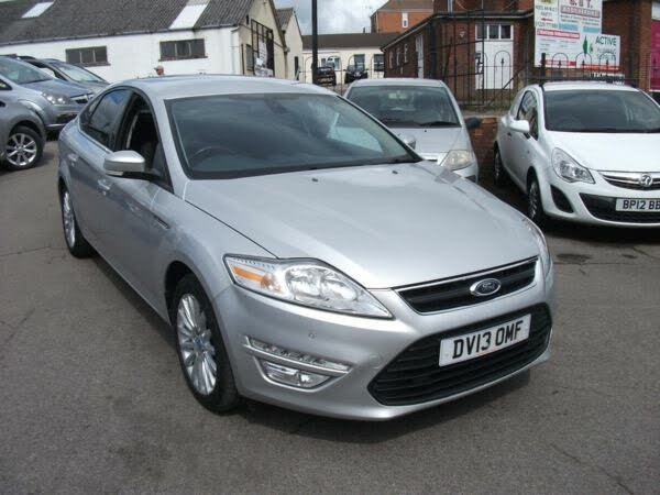 2013 Ford Mondeo 1.6TD Zetec Business Hatchback (13 reg)