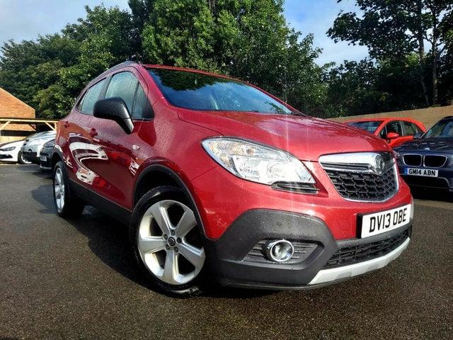 2013 Vauxhall Mokka 1.4 Exclusiv 4X4 (13 reg)