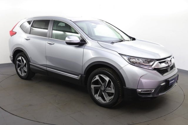 2019 Honda CR-V 1.5 VTEC TURBO EX (193ps) CVT (19 reg)