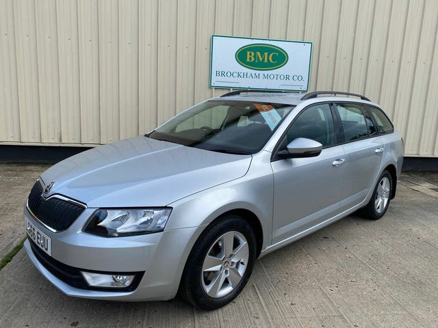 2016 Skoda Octavia 1.6TDI SE Business Estate (66 reg)
