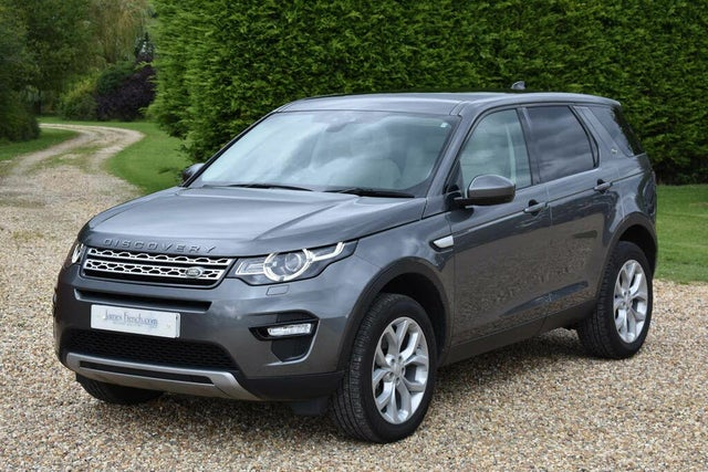 2018 Land Rover Discovery Sport 2.0Td4 HSE (180ps) AWD (68 reg)