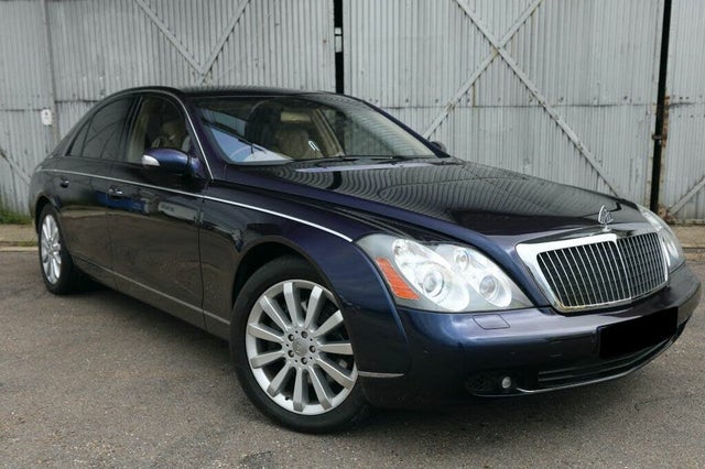 2006 Maybach 57 5.5 (06 reg)