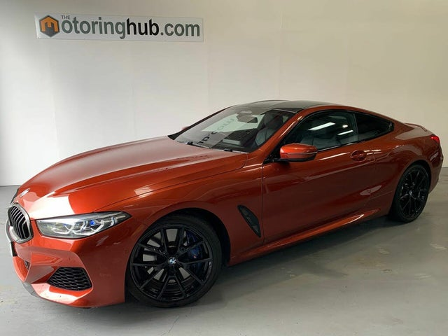 2019 BMW 8 Series 4.4 M850i xDrive Coupe 2d (19 reg)