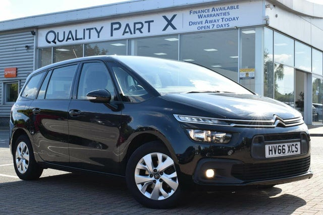 2016 Citroen Grand C4 Picasso 1.6BlueHDi Touch Edition (120ps) EAT6 (66 reg)