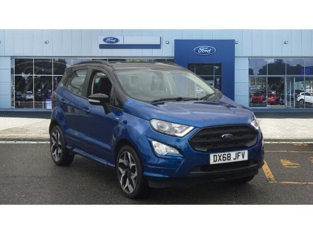 2019 Ford EcoSport 1.5 ST-Line (100ps) (s/s) (68 reg)