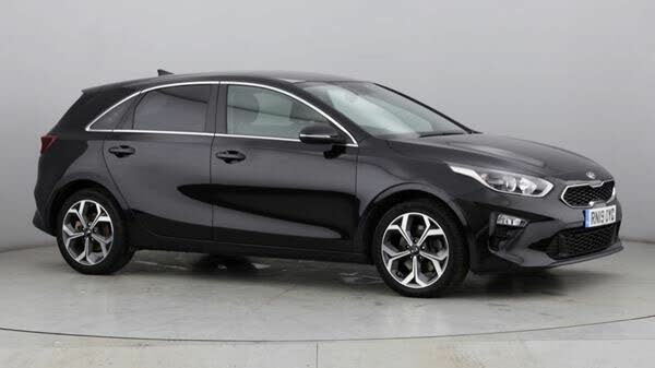 2019 Kia ceed 1.6CRDi 3 (114bhp) (ADAP) Hatchback DCT (19 reg)