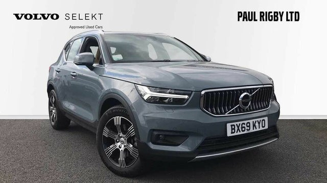 2019 Volvo XC40 2.0 T4 Inscription AWD (69 reg)