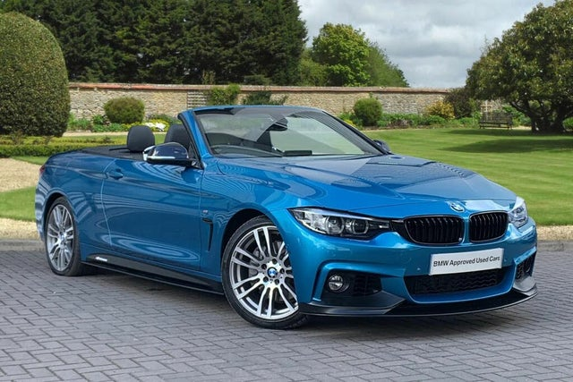 Used BMW 4 Series 440i M Sport for sale - CarGurus
