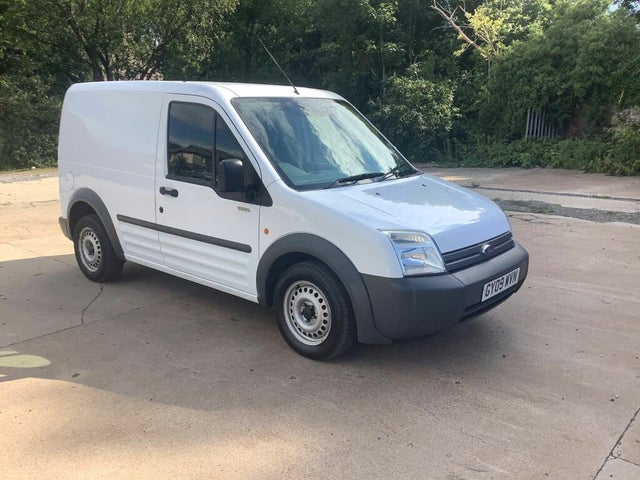 2009 Ford Transit Connect 1.8TD T200 SWB Lead-In (09 reg)