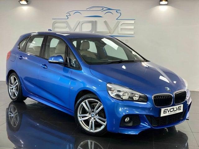 2015 BMW 2 Series 1.5TD 216d M Sport Active (65 reg)