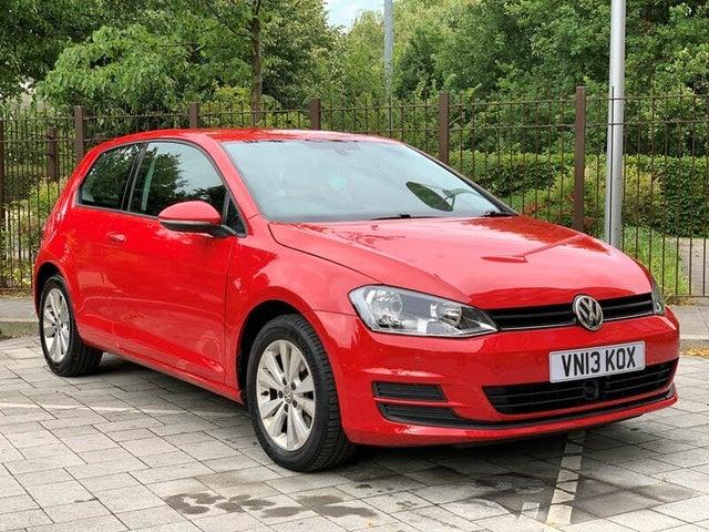 2013 Volkswagen Golf 1.4 SE (s/s) Hatchback 3d 1395cc (13 reg)