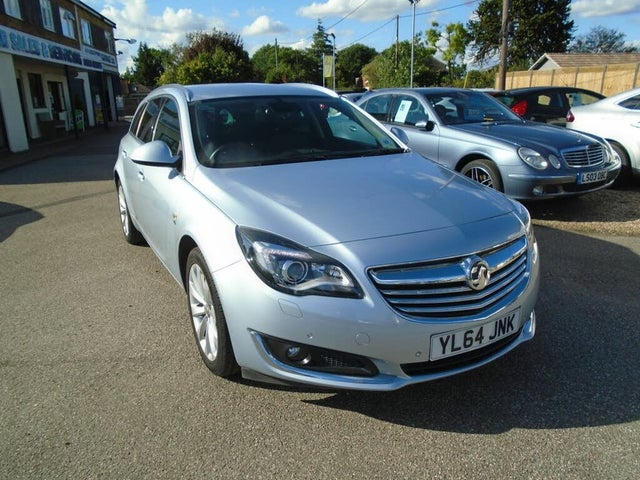 2015 Vauxhall Insignia Sports Tourer 2.0CDTi Elite (163ps) (NAV) Auto (64 reg)