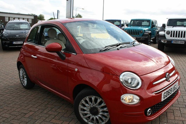 2020 Fiat 500 1.2 LOUNGE (s/s) Dualogic (69 reg)