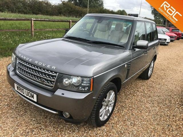 2010 Land Rover Range Rover 3.6TD Vogue (10 reg)