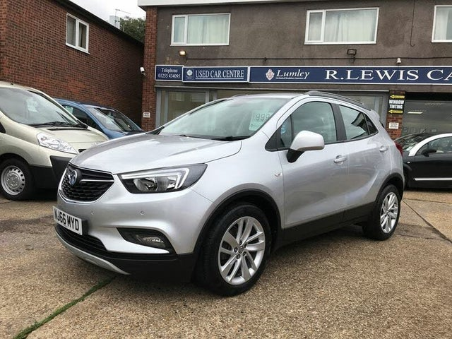 2016 Vauxhall Mokka X 1.4i 16v Turbo Active (140ps) (s/s) (66 reg)