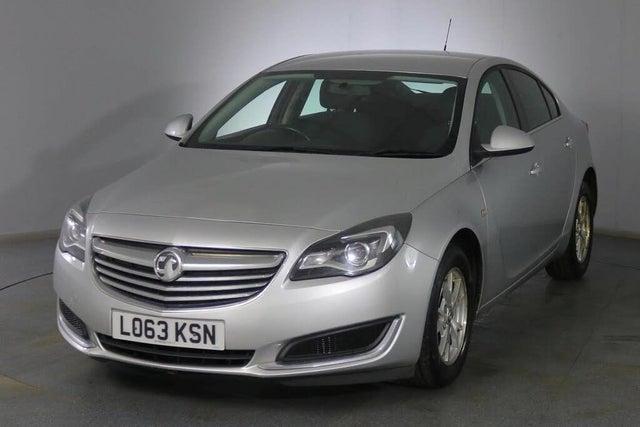 2014 Vauxhall Insignia 1.8 Design VVT (63 reg)