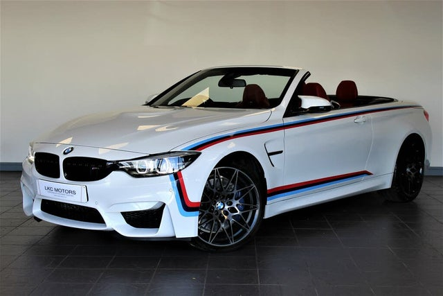 2017 BMW 4 Series 3.0 M4 (444bhp) (Competition Pack)(s/s) Convertible M DCT (67 reg)