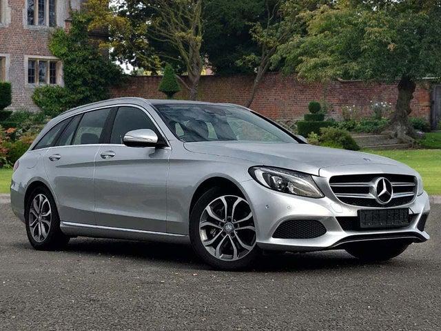 2014 Mercedes-Benz C-Class 2.1CDI C250 Sport (Premium)(s/s) Estate 5d (64 reg)