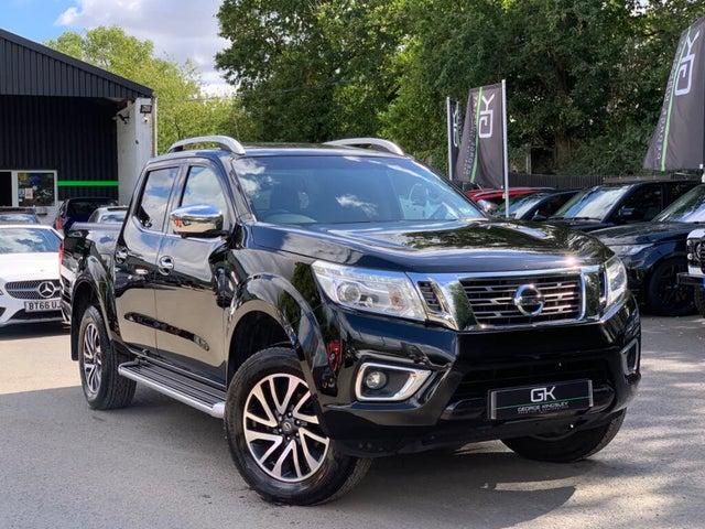 2018 Nissan Navara 2.3dCi Tekna (18 reg)