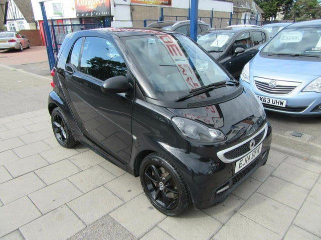 2014 Smart fortwo 1.0 Grandstyle (83bhp) Coupe (14 reg)