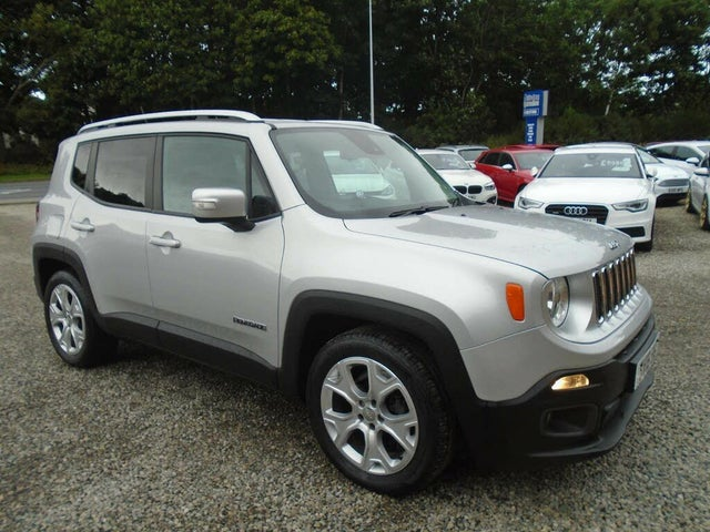 2016 Jeep Renegade 1.4 MultiAir II Limited (140bhp) (16 reg)