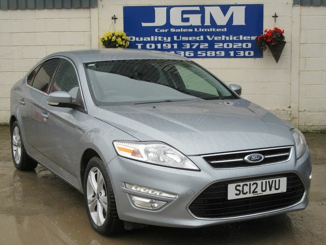 2012 Ford Mondeo 2.0TD Titanium (140ps) Hatchback (12 reg)