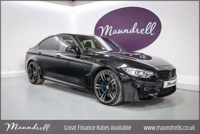 2014 BMW 3 Series 3.0 M3 M DCT (14 reg)