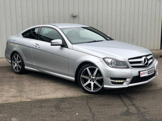 2014 Mercedes-Benz C-Class 2.1CDI C220 CDI AMG Sport Edition (170ps) CDI Coupe 2d 7G-Tronic Plus (14 reg)