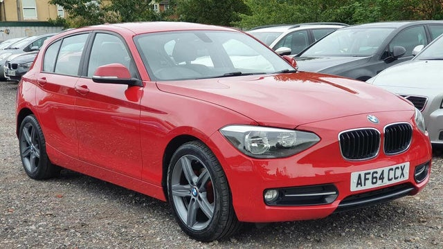 2014 BMW 1 Series 2.0TD 118d Sport (143bhp) (s/s) Sports Hatch 5d (64 reg)