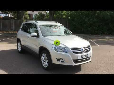 2011 Volkswagen Tiguan 2.0TD Match (170ps) (11 reg)
