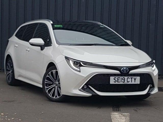 2019 Toyota Corolla 2.0 VVT-i Excel (Spare Wheel) Touring Sports (19 reg)