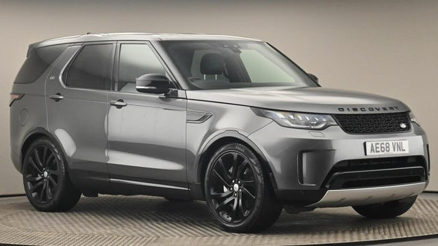 2018 Land Rover Discovery 3.0 SD V6 SE 3.0 SD V6 (306ps) Station Wagon 5d Auto (68 reg)